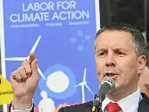 Labor to consider 40% emissions cut, but no policy yet