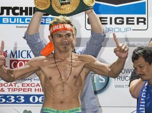 Asis calls out Dib for 'super fight' showdown