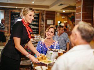 Alleys Restaurant takes a European approach