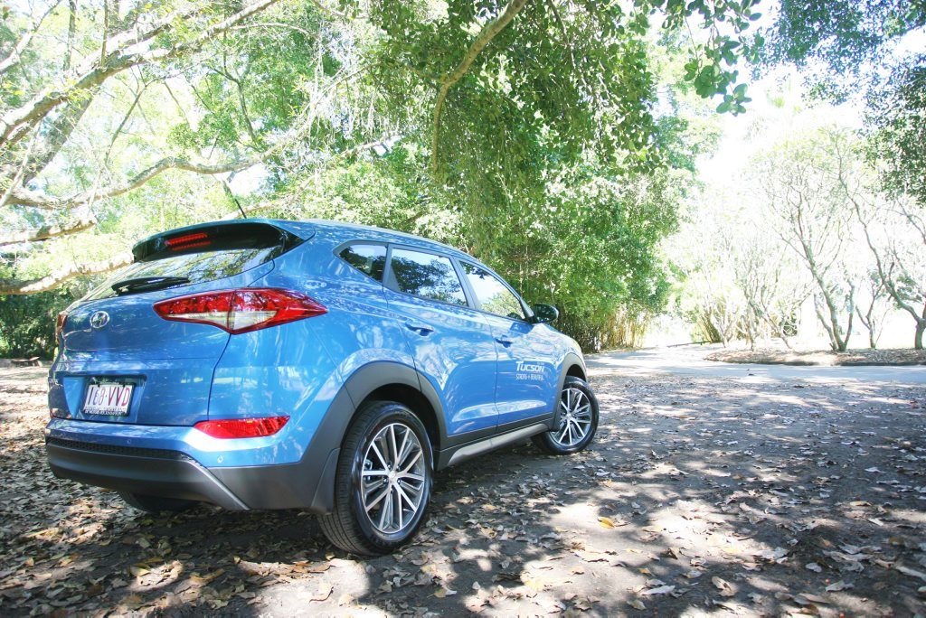 NEW SUV: Hyundai's Tucson has big shoes to fill, replacing the best-selling and much-loved ix35 in Australia.