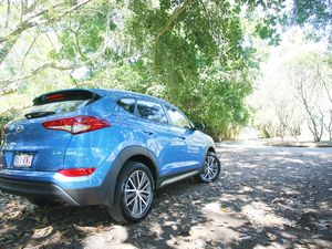 2015 Hyundai Tucson road test and review