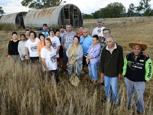 Developers move in on 'sacred Aboriginal burial sites'