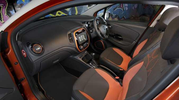 2015 Renault Captur. Photo: Contributed