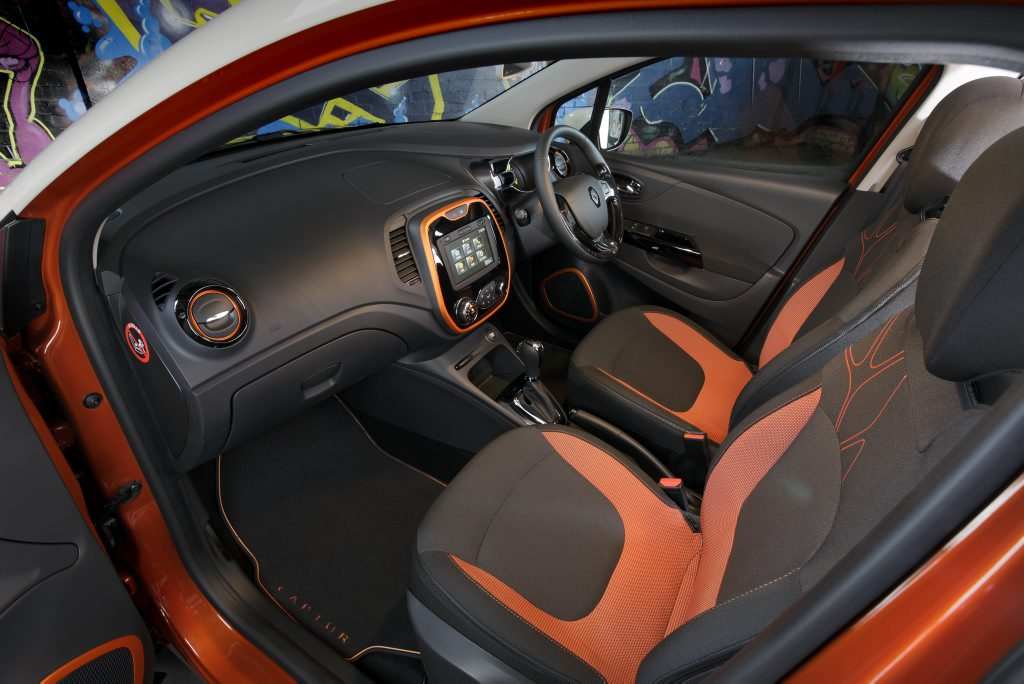 2015 Renault Captur. Photo: Contributed