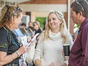 Ipswich Open Day brings students from far and wide