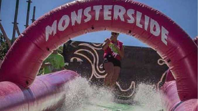 WILD RIDE: Ticket holders are receiving refunds after Monster Slide cancelled its September event.