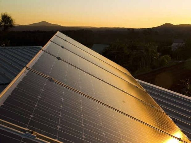 SLOW DOWN: The business case for solar power is still robust but the heat's gone out of the demand for solar panels, according to local industry.