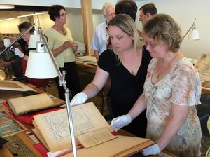 State library talk to help people track immigrant ancestors
