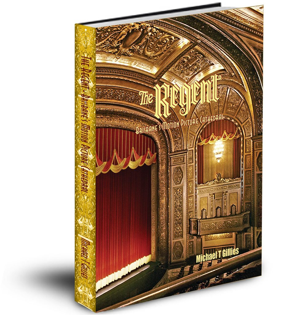 The Regent is a book about the Brisbane theatre's history.