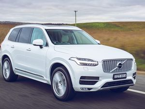 All-new Volvo XC90 seven-seater details