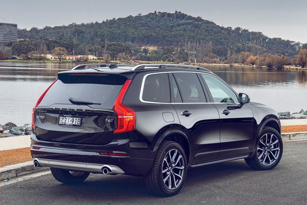2015 Volvo XC90 Photo: Contributed