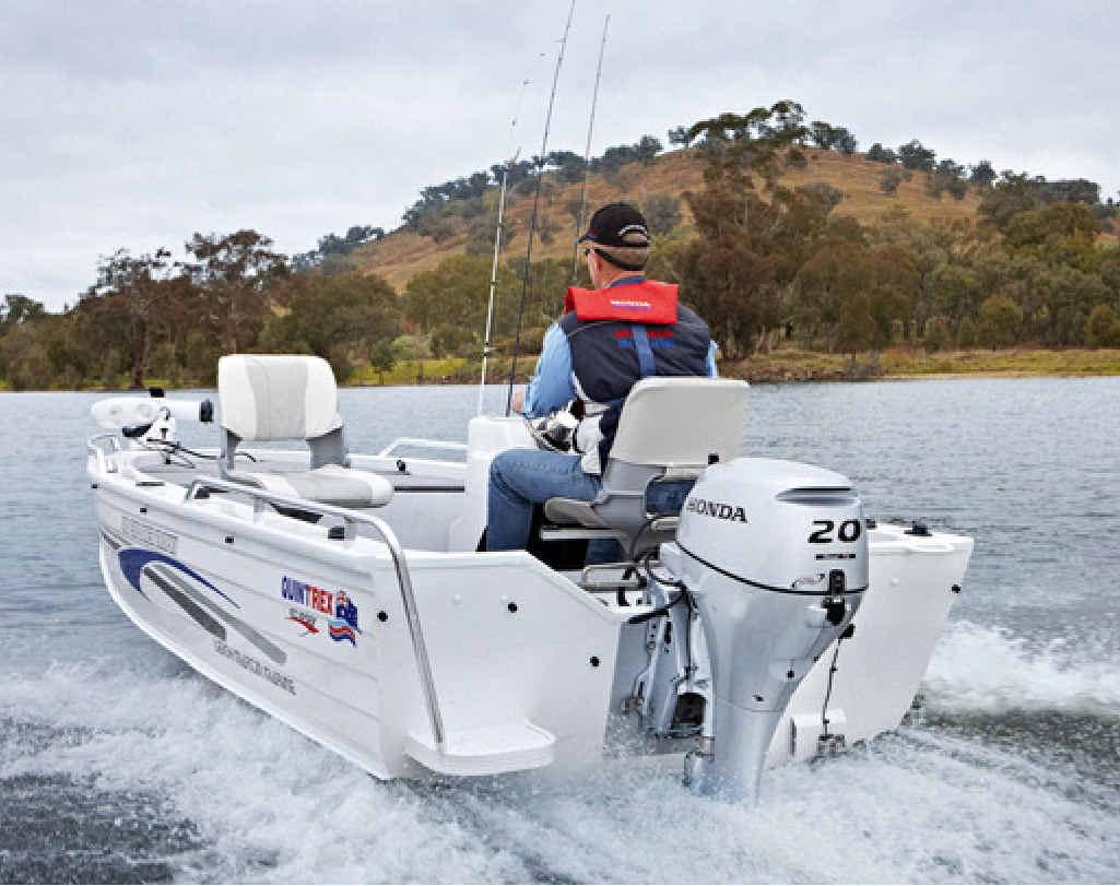 Keep outboard well serviced   Fraser Coast Chronicle