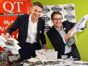 Big spenders help Ipswich in City Pride prize draw