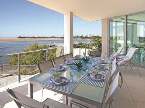 Glamour takes on style in Maroochy River prize home