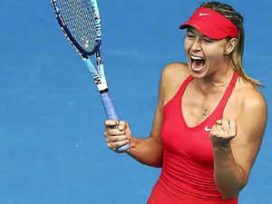 Sharapova has last laugh against Serena Williams