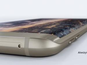 Samsung's Galaxy S6 edge+ promo
