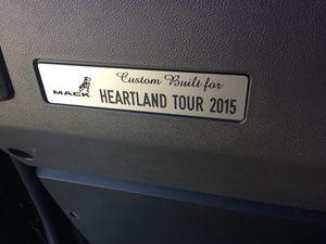 Mack Heartland Tour heads to Ravenshoe for free concert