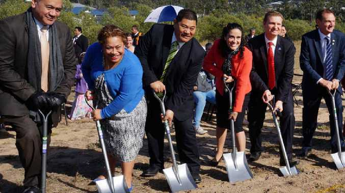 GROUND BREAKING: The Church of Jesus Christ of the Latter-Day Saints held a ground-breaking ceremony for the new multi-million dollar meeting house to meet the needs of residents in Springfield and surrounding areas.