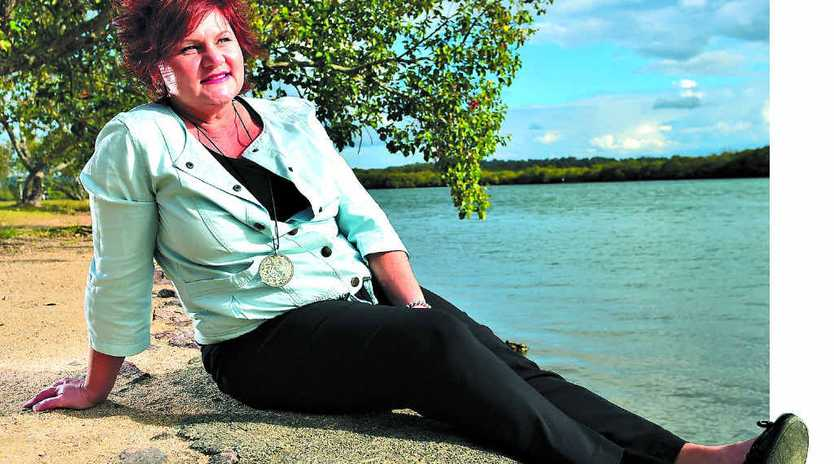 HONOUR: Roz White is this year's Sunshine Coast Business Woman of the Year.