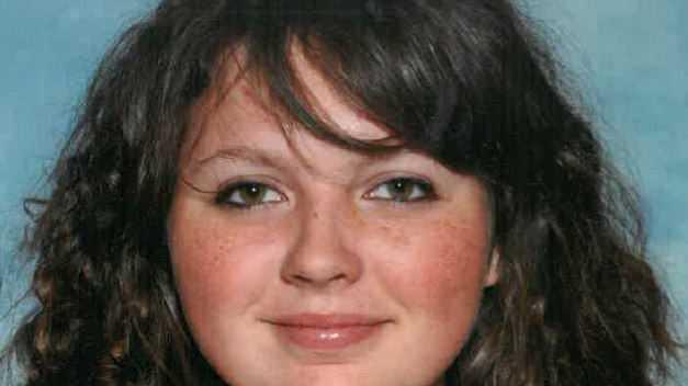 Missing girl Jayde Kendall, last seen in Gatton.