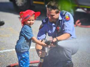 PHOTOS: Superheroes just don't compare to our firies