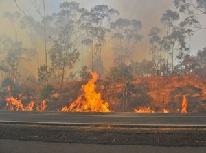 Gladstone firies helped fight 1680 blazes in a year