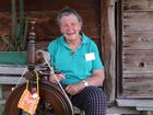 Spinning a Scottish yarn at Scots in the Bush