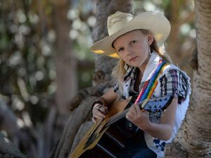 Phoebe singing her way to country success