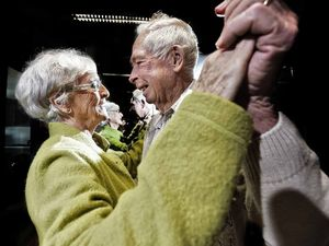 Dance classes a hit for people with Parkinson's Disease