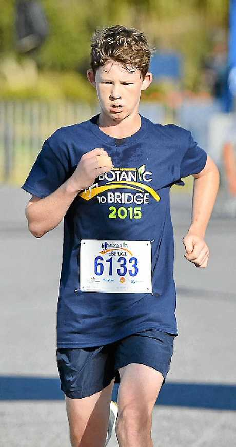 TOM Smith took out first place in the secondary boys 8km category and was ninth overall.