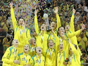 Diamonds sparkle in World Cup finale