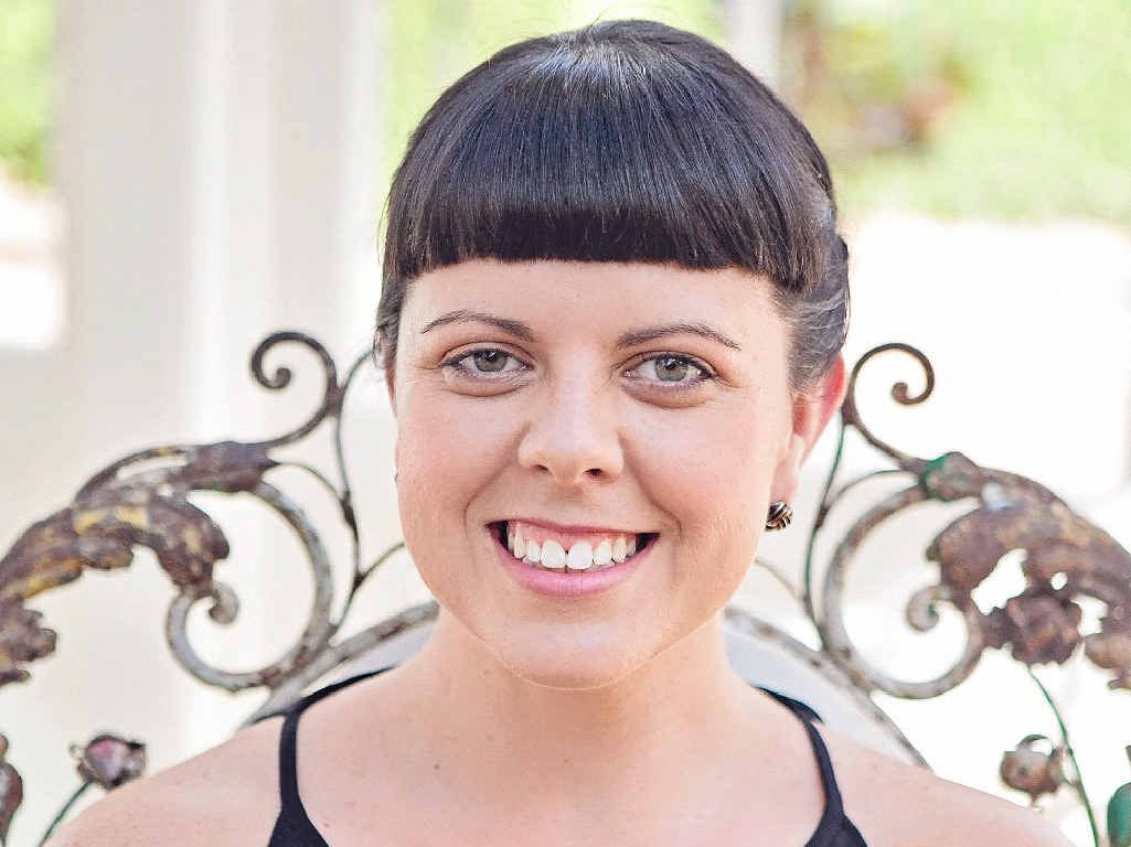 WEDDING PLANNER: Deanne Davey loves her job as the manager and head wedding planner at Gabbinbar Homestead.