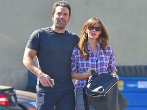 Ben Affleck and Jennifer Garner 'like strangers'