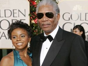 Morgan Freeman's step-granddaughter stabbed to death