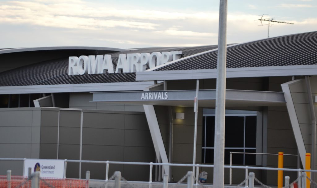 Roma-owned Cafe 54 has secured the tender to open the food outlet at Roma Airport.