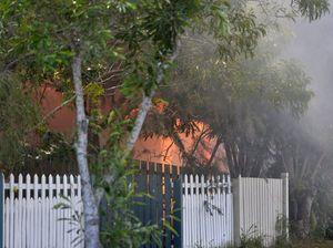 House fire on Sturt Street