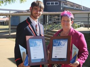 Passionate Toowoomba teens seize top awards at regional heat