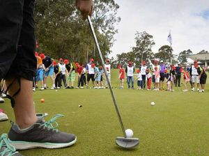 Young brigade adds to terrific Day for Queensland golf