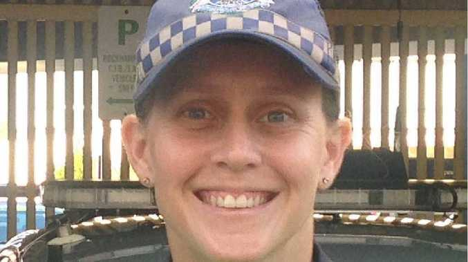 Rockhampton Senior Constable Leicha Edwards is shocked by the number of drug affected drivers she has come across in CQ.