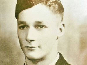 Pilot who died to save village in 1944 finally honoured