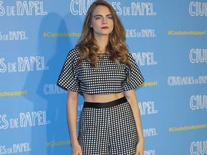 Delevingne gets asked for photos when wiping her bottom