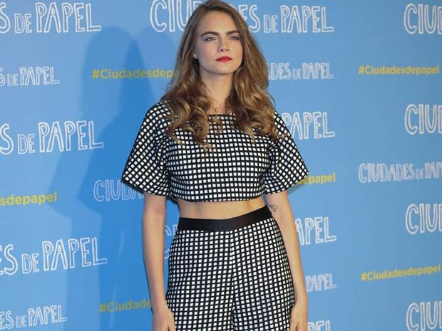 Model and actress Cara Delevingne has branded Game of Thrones actor Richard Madden