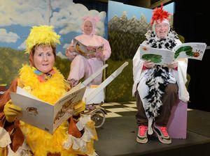 Theatre hatches farm tale