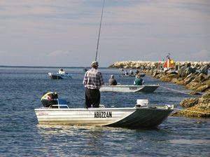 Greedy fishers to pay a $471 fine