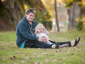 Three operations in three months for baby Lilli