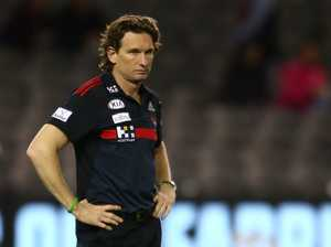 James Hird rushed to hospital after reported overdose