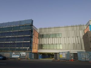 Toowoomba library site tour