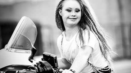 Mount Crosby model Madeline Stuart will be the second person with Down syndrome to walk the catwalk during New York Fashion Week in September.