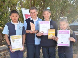 VIDEO: School plant science awards enlightens students