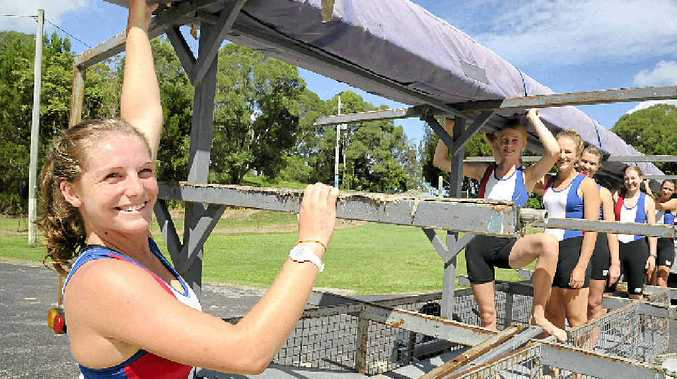 PROUD HISTORY: Lower Clarence is one of the strongest country-based rowing clubs in Australia. The club is running a Learn To Row program in the coming months.PHOTO: DEBRAH NOVAK